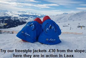 Blue Freestyle Jackets
